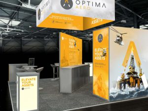 Optima Aero's presence at the Hai Heli-Expo 2017 in Dallas, come meet us and see our large Helicopter parts and engines inventory