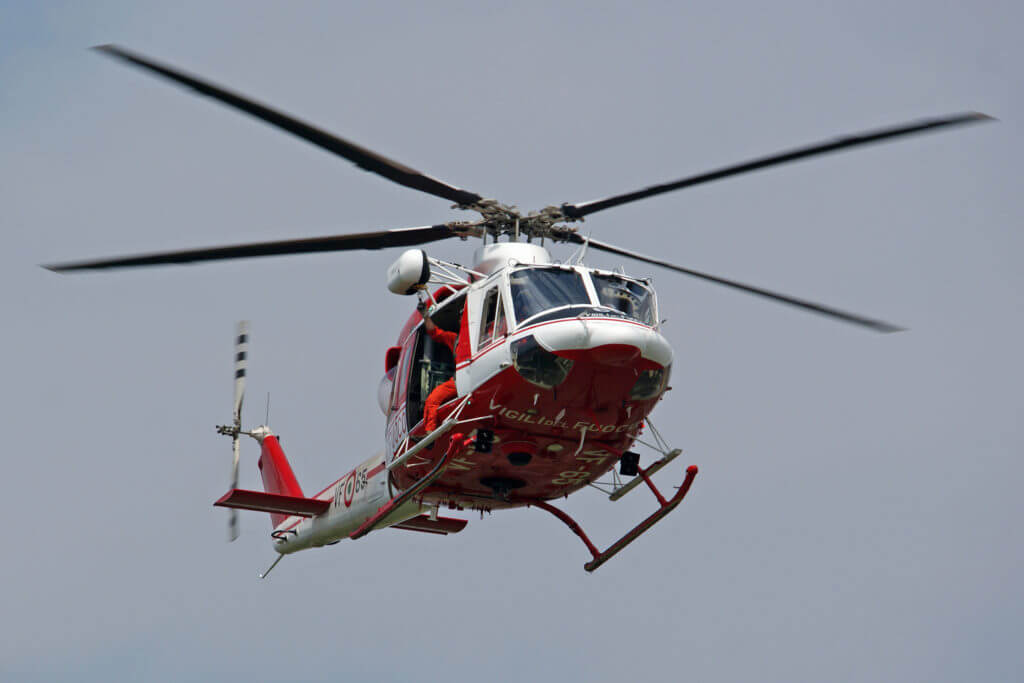 What is the future of the bell 212 helicopter and 412 helicopter and PT6T engine that comes with it